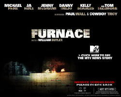 The Furnace main poster