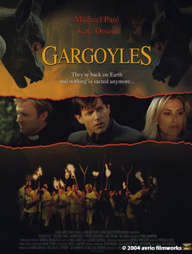 the poster of GARGOYLE - WINDS OF DARKNESS