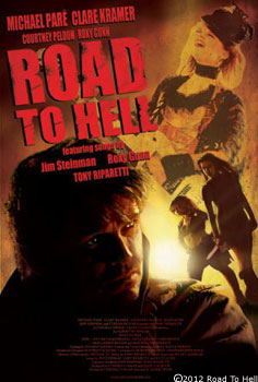 ROAD TO HELLポスター